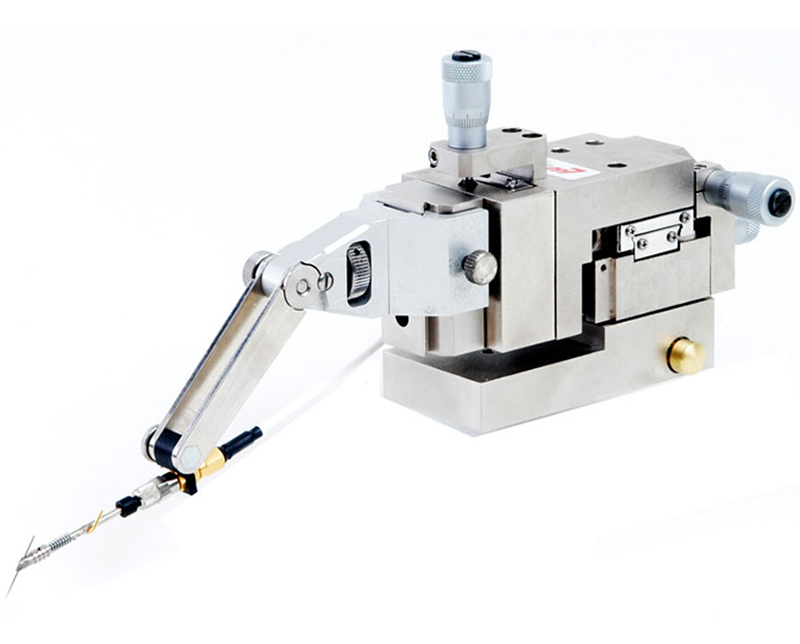 PVX500 Manual Magnetic or Vacuum Precision Manipulator