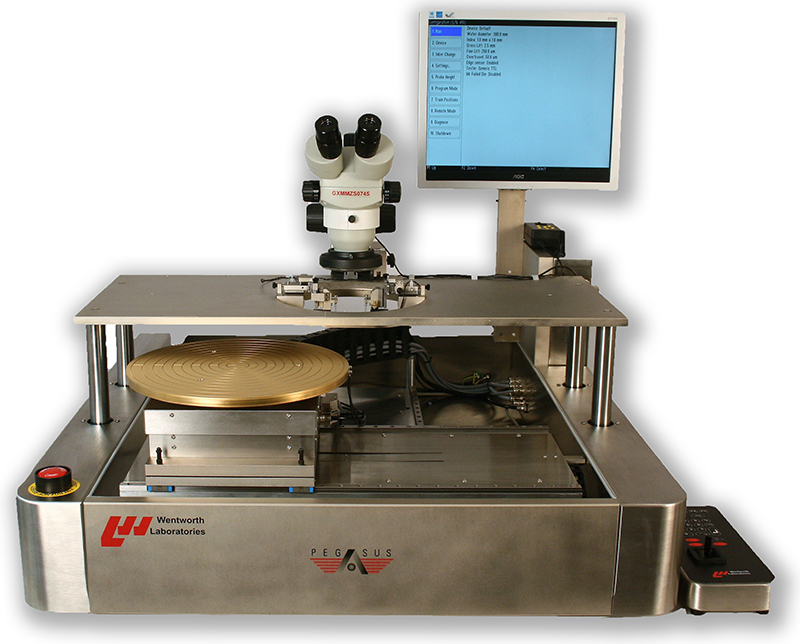 S200 semi-automatic production wafer probe station