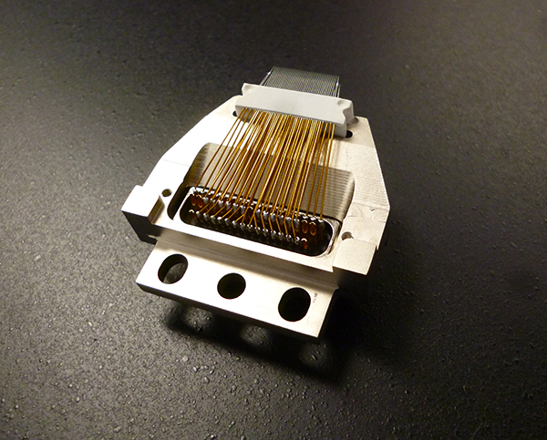 Custom probe card