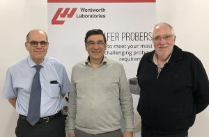 Wentworth Laboratories appoints new representative for France