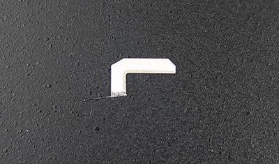ceramic blade probe