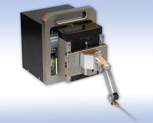 Sub-micron automatic manipulator